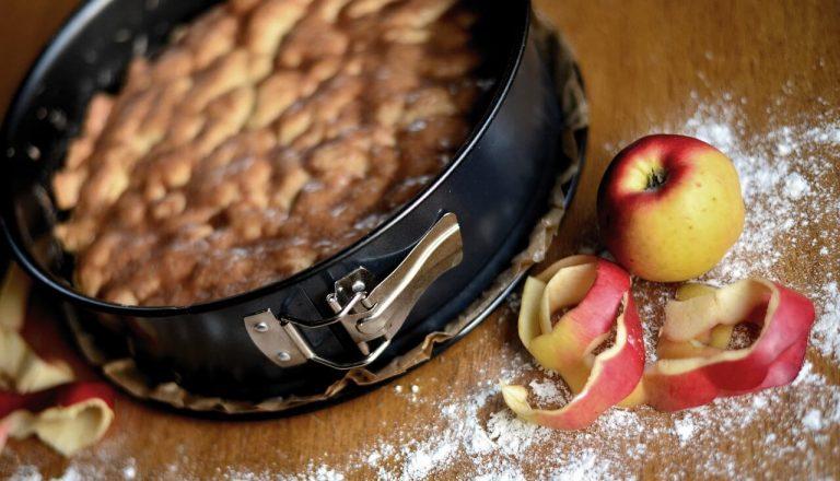 Apfelkuchen mit Streusel – Hmmm Lecker