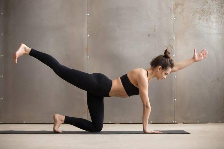 Pilates Übungen für Anfänger