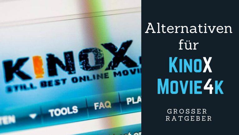 Alternativen zu Movie4k und Kinox