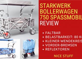 Starkwerk Bollerwagen SW750 Test Review