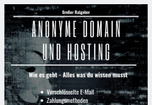 ANONYME DOMAIN UND HOSTING