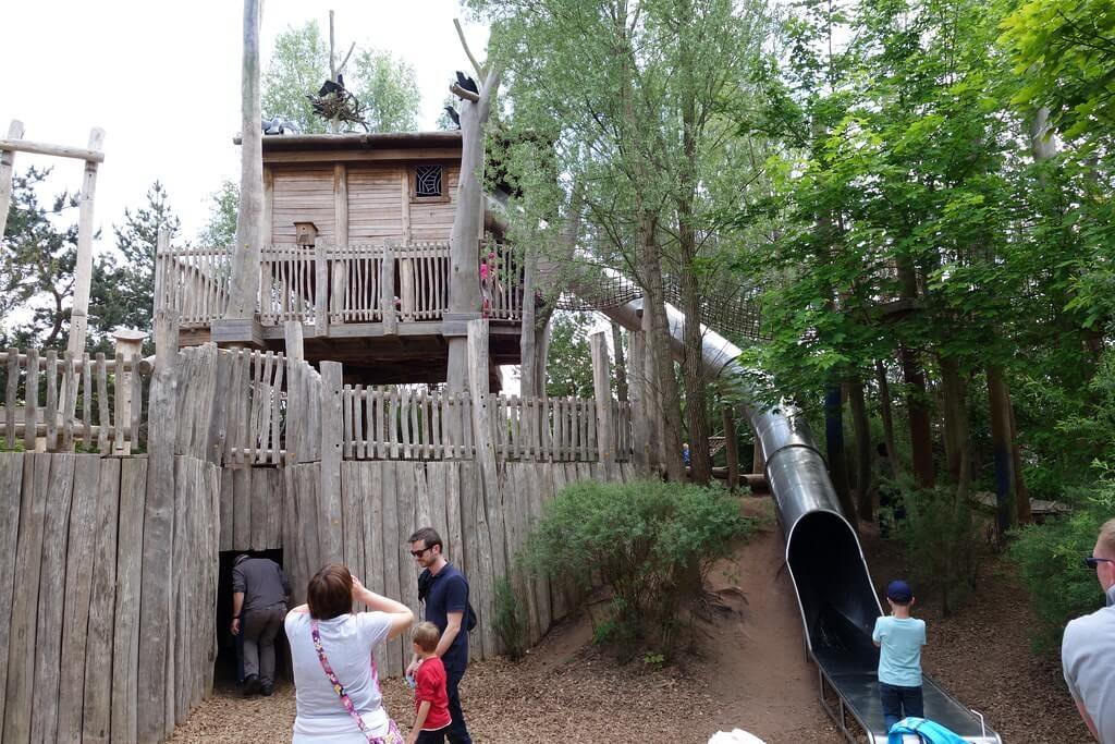Erlebnispark aktivspielplatz