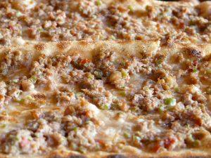 Türkische Pizza traditionell