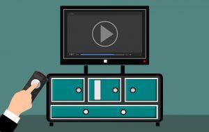 Die Auswahl an Filmen und Musik wird täglich immer größer