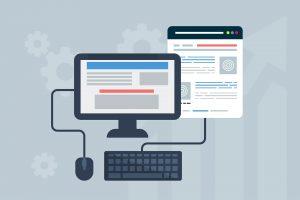 Cloudflare ist ein CDN System, welches Daten schneller überträgt.
