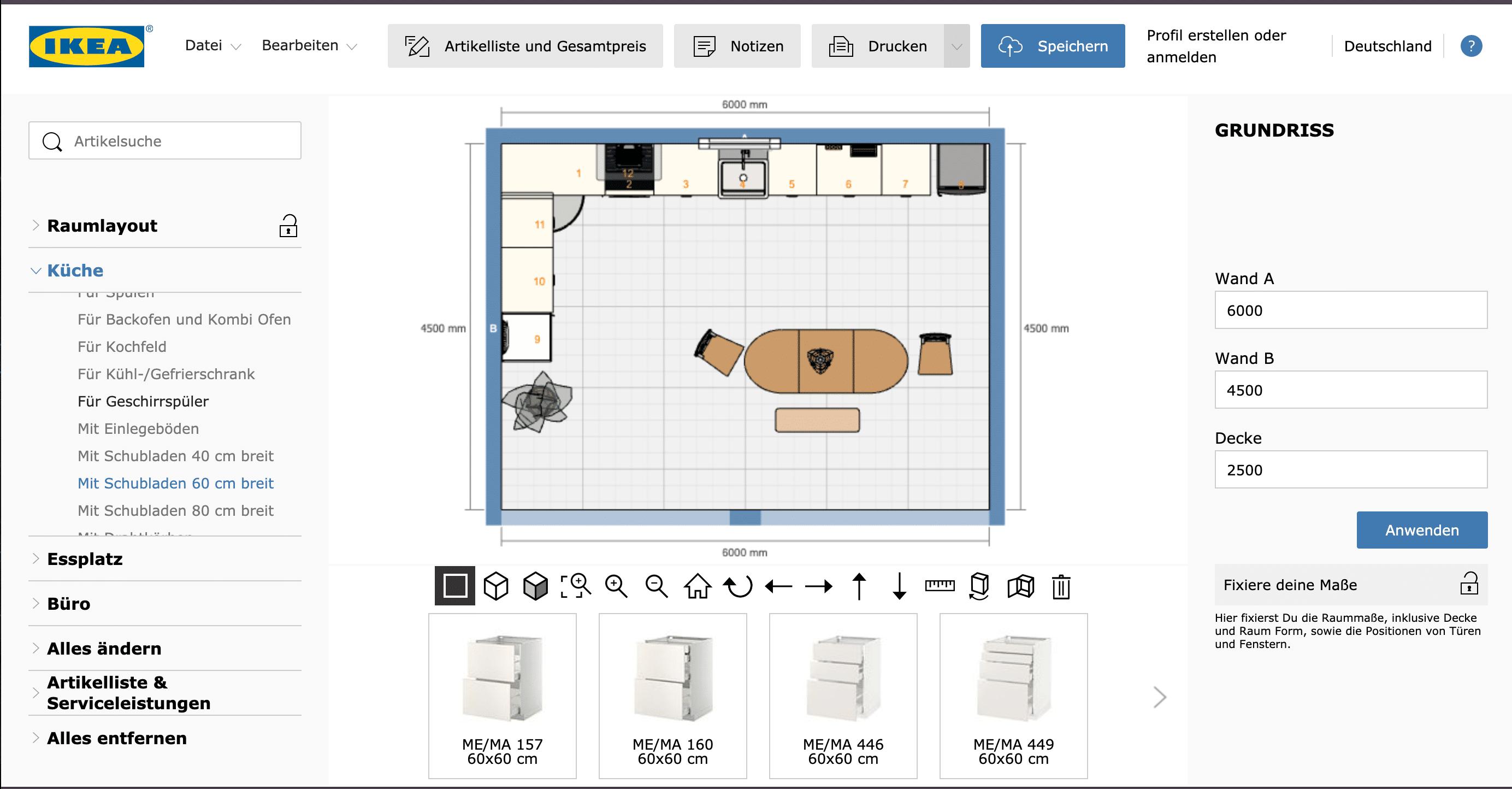 Der Ikea Küchenplaner im Test – ZeitPuls