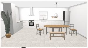 Ikea Küchenplaner 3D-Ansicht