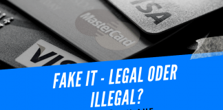 Fake IT - Legal -illegal