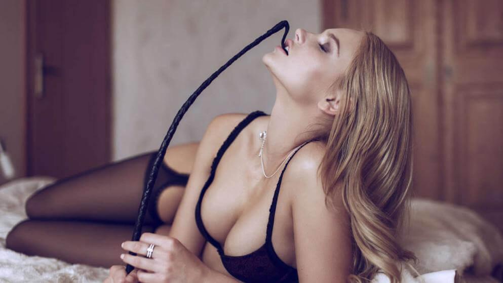 Sexarbeiterin als Hobby