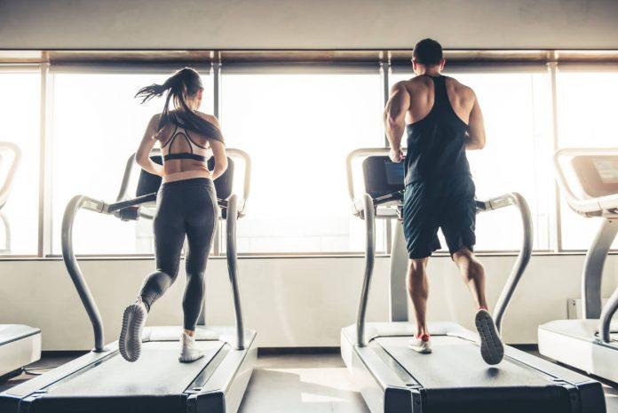 cardio training studio