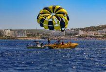 Wassersport auf den Balearen